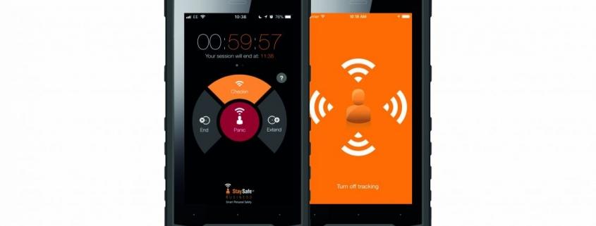 StaySafe on ATEX Intrinsically safe phones